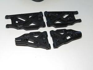 TEAM DURANGO DNX8 1/8 BUGGY FRONT REAR A-ARMS