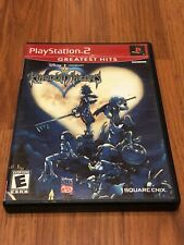 Kingdom Hearts Greatest Hits (Sony PlayStation 2, 2003) Complete!
