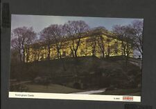 vintage Dennis Colour Postcard General View Nottingham -Castle unposted