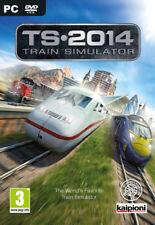 """Conductor de Tren """"Train Simulator 2014"""" en Español - Simulador PC"""