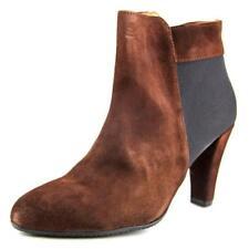 Botas de mujer de color principal marrón Ante Talla 39