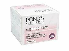 Amazing PONDS Triple Action,Facial care: anti-wrinkle and anti-aging 50 ml