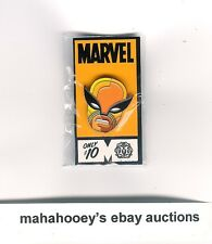 Wolverine 1st Appearance (MONDO) Tom Whalen SOLD OUT Marvel Pin FREE SHIP IN US!