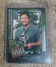 "TAJIRI  (WWE) 2002 FLEER ""ALL ACCESS"" OFF THE MAT"" CARD #68"