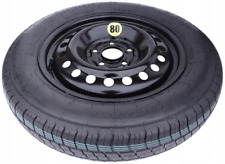 Brand New Space Saver Spare Tyre & Wheel 125/80 R16 for FORD FOCUS III  IV