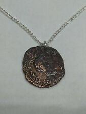 Unique Quirky Genuine Roman Coin Necklace Gift Birthday (472)