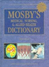 Mosby's Medical, Nursing, & Allied Health Dictionary-ExLibrary
