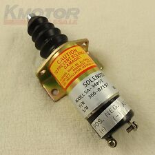 FUEL SHUT OFF SOLENOID replace FOR LISTER PETTER SOLENOID 366-07197 SA-3405T NEW