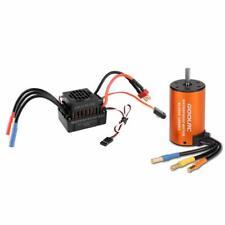 GoolRC Waterproof Brushless Motor 3660 3800Kv 60A Esc Combo Set For 1/10 RC Car