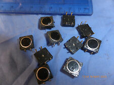 pcb mount push switch pack of 10  switches