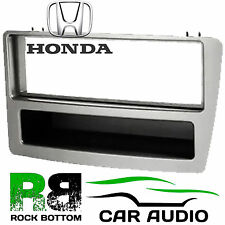 Honda Civic 2001 On Single Din Car Stereo Radio Fascia Panel AFC5217