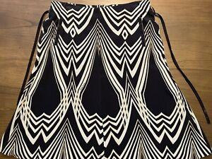 Robert Cavalli Zebra Skirt