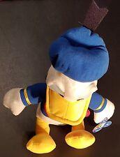 "Disney*Just Play* 2013** 10"" Disney Donald Duck Plush"