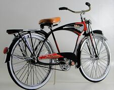 Schwinn 1 Vintage Bicycle Bike 1950s Antique Classic Cycle Metal Midget Model