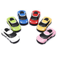 Mini Car Style USB Digital MP3 Music Player Support Micro SD TF Portable Toy Kid