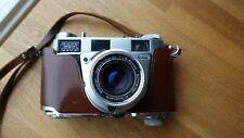 Kodak Retina IIIs F2.8 / 50mm