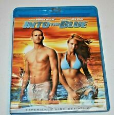 Into the Blue (Blu-ray Disc, 2006) Paul Walker Jessica Alba HD