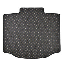 Motor Trend PU Leather Trunk Mat Cargo Liner For Chevy Malibu 2013 - 2015