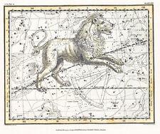 Astronomy Celestial Atlas Jamieson 1822 Plate-17 Art Paper or Canvas Print