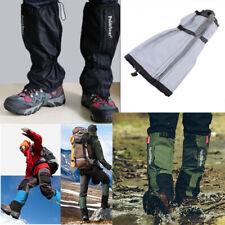 Waterproof Walking Gait Boot Hiking Climbing Leggings Trekking Gaiters HOT