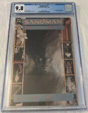 Sandman #1 (1989) 1st Morpheus Gaiman Netflix series CGC 9.8 WP