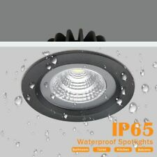 Led Downlight Square Recessed Lamp Lights Outdoor Waterproof Led Spot Lights