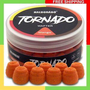 Haldorado Tornado Smoking or Bleeding Pellet Boilie Bait, Wafters for Carp Fi...