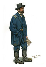 Mark Maritato Civil War General Ulysses S. Grant 1865 Signed Giclée Art Print