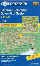 Italienische Reiseführer & Reiseberichte über die Dolomiten