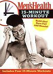 Men's Health - 15 Minute Workout (DVD, 2007) Brand New
