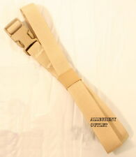 "2 Molle Quick Release Adjustable LASHING STRAPS Cargo Straps DCU 1"" x 68"" NEW"