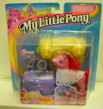 #586 Vintage Hasbro Foreign My Little Pony Lady Cupcake
