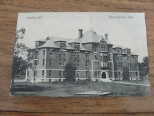 Postcard Crossley Hall, Mount Hermon, Massachusetts 1911