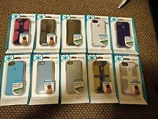 100% Authentic Speck Cases Covers iPhone 5c Candyshell Grip NEW Pick Own Color
