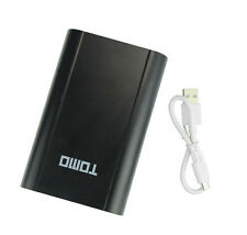 Soshine TOMO V8-4 18650 Battery Charger LCD Power Bank For iPhone Samnung