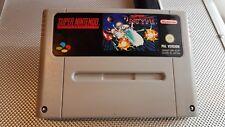 Super R-Type Original Super Nintendo Pal version Solo cartucho