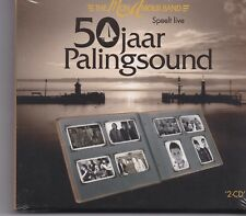 The Mon Amour Band-50 Jaar Palingsound 2 cd album sealed
