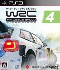 Used PS3 WRC 4 FIA SONY PLAYSTATION 3 JAPAN JAPANESE IMPORT