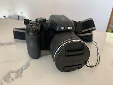 Fujifilm FinePix S Series S9400W   16MP Digital Camera & Case   Black   Working