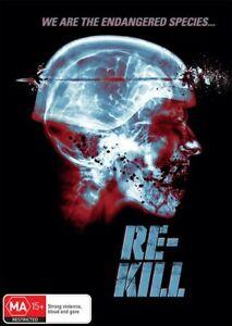 Re-kill (DVD,2015) Region 4 NEW+SEALED