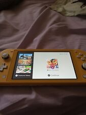 Nintendo Switch Lite Yellow Console