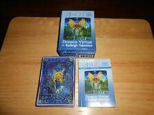 Angel Tarot Cards Doreen Virtue Radleigh Valentine 78 Card Deck & Guide!!