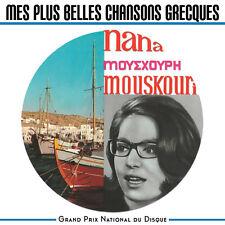 CD Nana Mouskouri - My most beautiful Greek songs / IMPORT