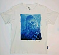 Star Wars Chewbacca Size Small T Shirt From Uniqlo Lucasfilm
