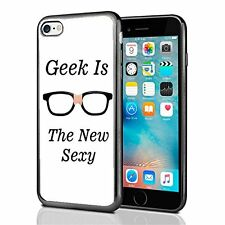 Geek Is The New Sexy For Iphone 7 Case Cover By Atomic Market