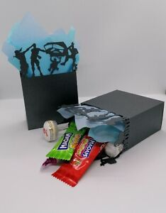 Fortnite Silhouette Party Favour Boxes
