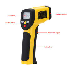 Laser LCD Digital IR Infrared Thermometer GM320 Temperature Meter Gun Point