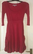 Ladies/girls Red/wine petite size 6 Dress bauble hem designed by Asos. uk seller