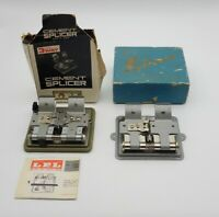 Vintage 2 x LPL Splicer Bundle Boxed