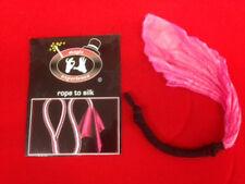 "Rope To Silk - 9"" - Silk Magic Trick"